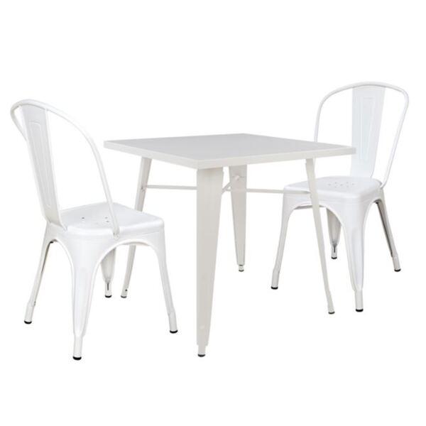 Комплект маса Milk и столове Илияна