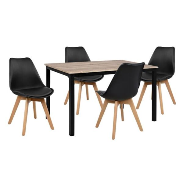 Комплект маса и столове Вегас