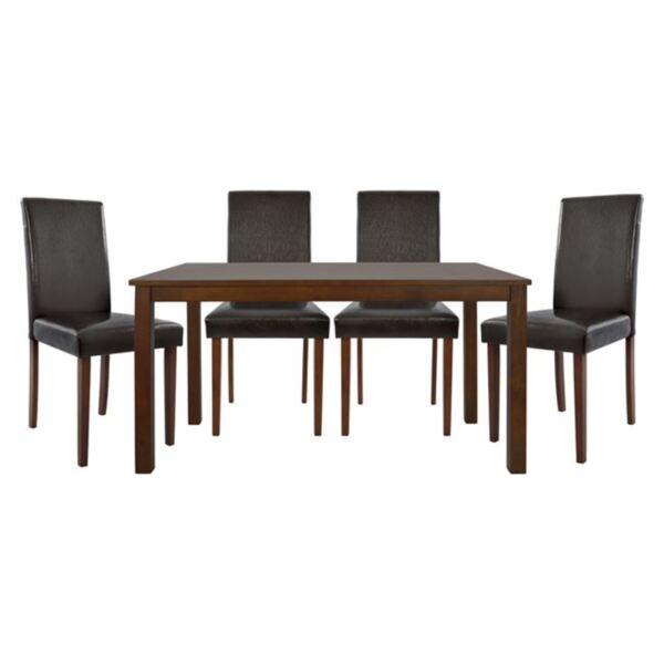 Комплект за хранене - маса и столове Selene