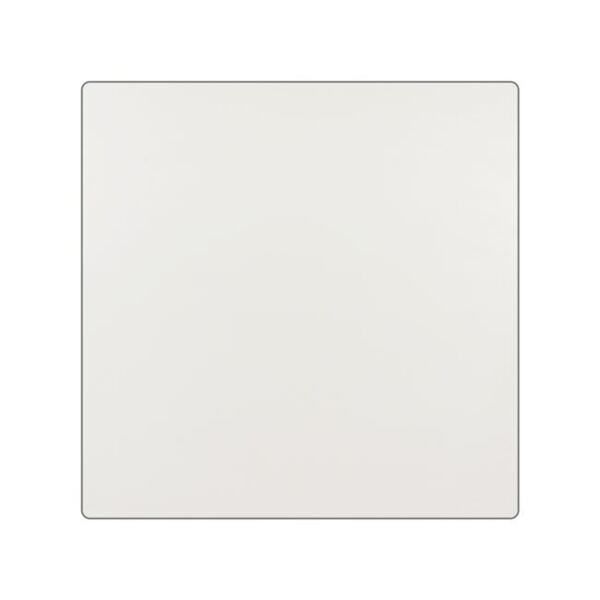 Плот Compact HPL цвят бял