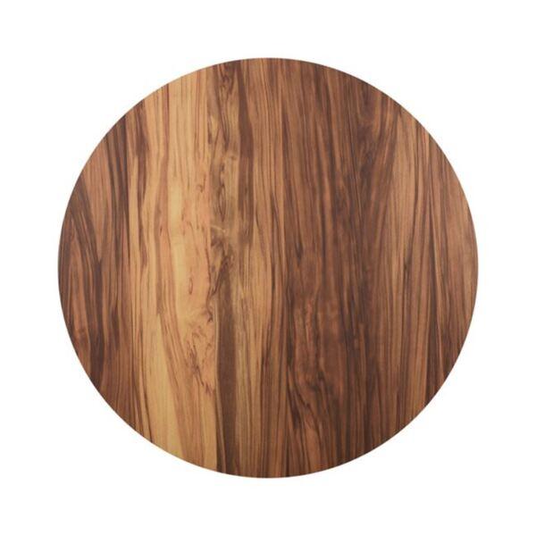 Плот за  Маса HPL дървен цвят