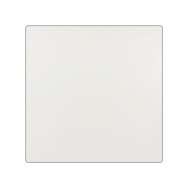 Плот за маса HPL Бял