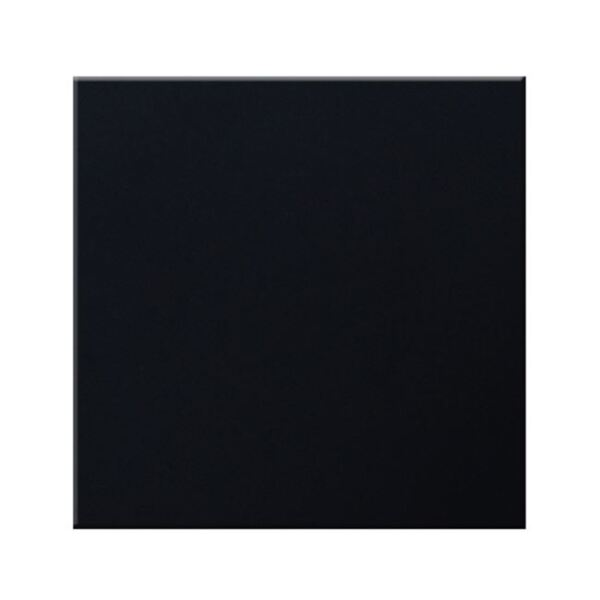 Верзалитов плот за маса в черен цвят 60/60см