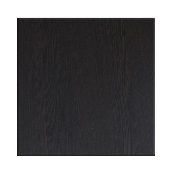 Верзалитов плот за маса в цвят Венге