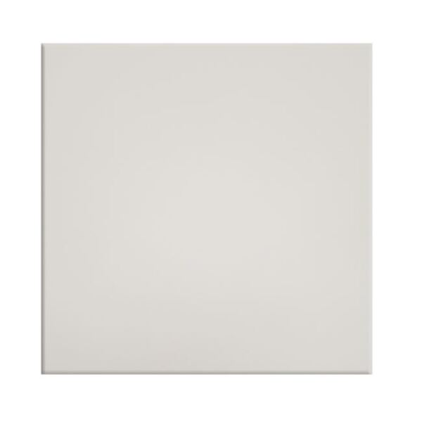 Верзалитов плот за маса с бял цвят 70/70см