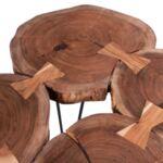 Трапезна маса Осло от твърдо акациево дърво