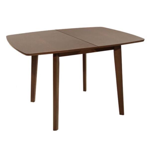Трапезна дървена маса 120/80см разтегателна