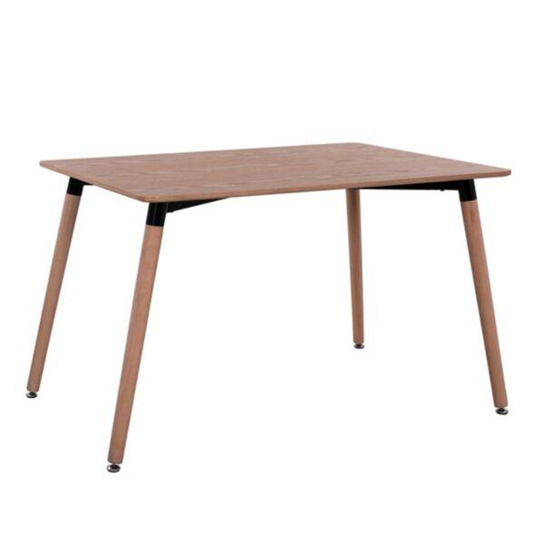 """Трапезна маса цвят дърво"""" с крака от дъб"""""""