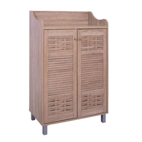 Шкаф за обувки цвят сонама