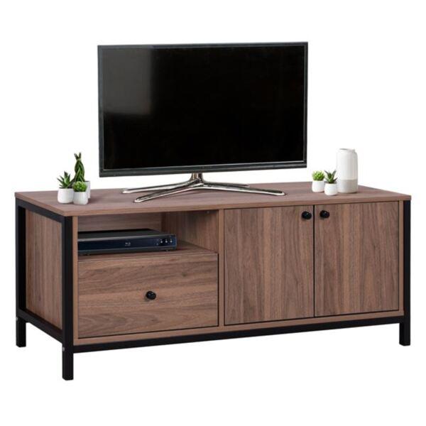 TV шкаф Бенет в цвят дърво