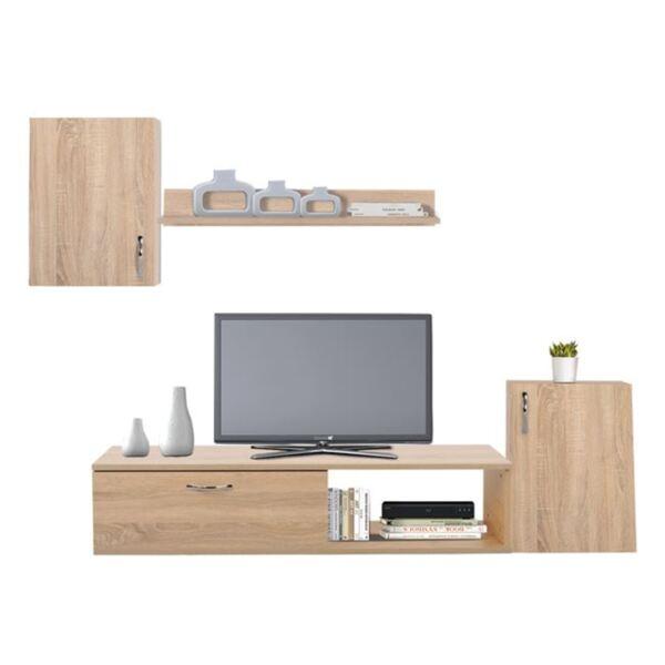 TV шкаф Соренто цвят сонама