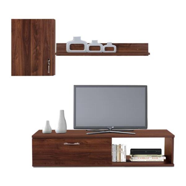 TV мебел Соренто Орех