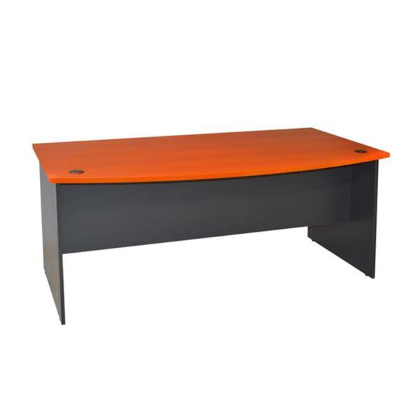 Офис бюро в сив цвят