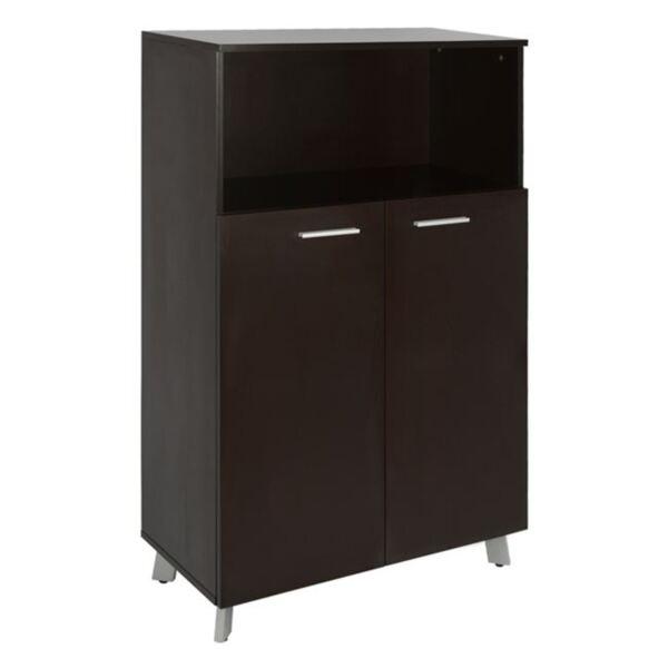 Офис шкаф цвят Венге