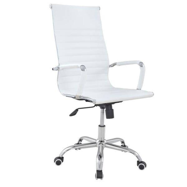 Мениджърски офис стол Boss с метална основа