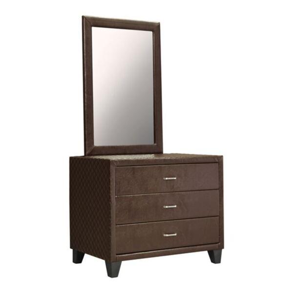 Тоалетка с огледало Елда от PU
