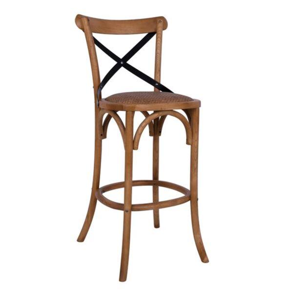 Дървен Бар стол Forenza