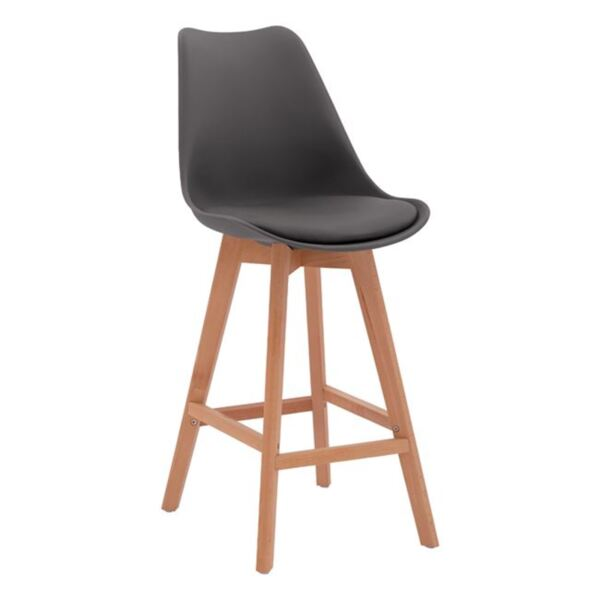 Бар стол Вегас сив