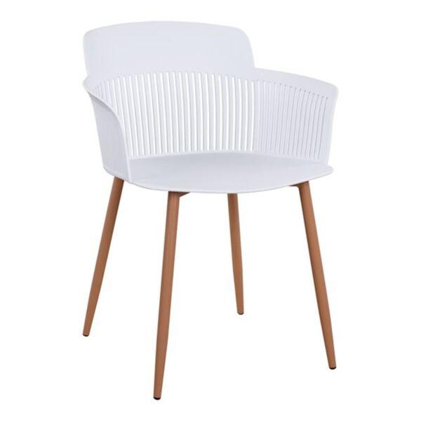 Полипропиленово Кресло Нена - с метални крака