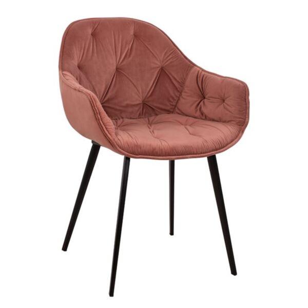 Кресло Витания розово кадифе
