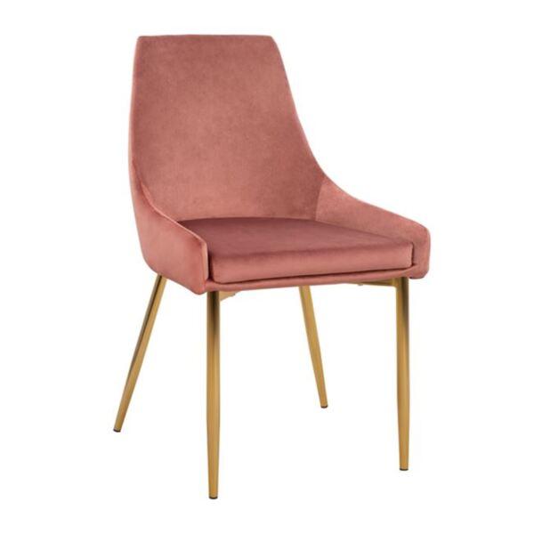 Стол Dakota розово кадифе