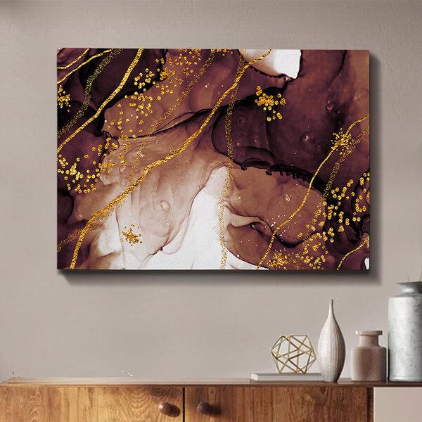 Декоративнo платно PWF-0293  дигитален печат 100x3x70 см