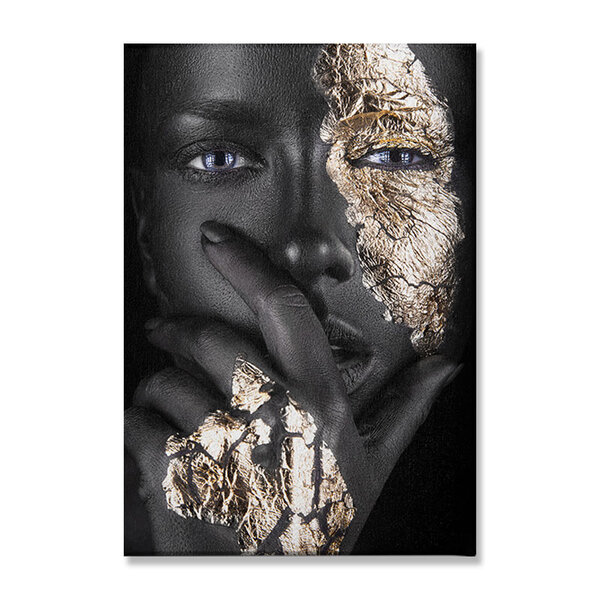 Декоративнo платно PWF-0303  дигитален печат 50x3x70 см