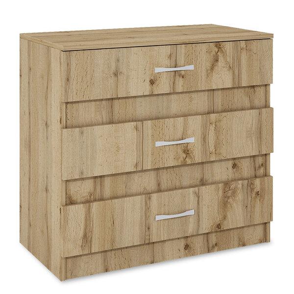 Шкаф в цвят сонама 80x43.5x76 см