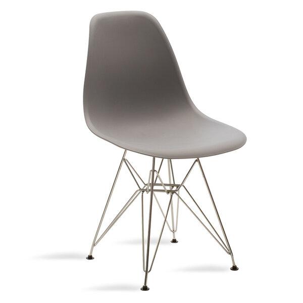 Полипропиленов стол Claus в сив цвят
