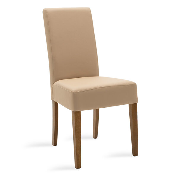 Полиуретанов стол Ditta - цвят мока