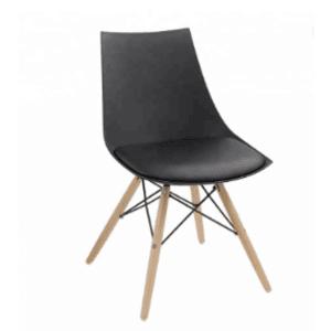 Трапезен стол Верона 2/черен