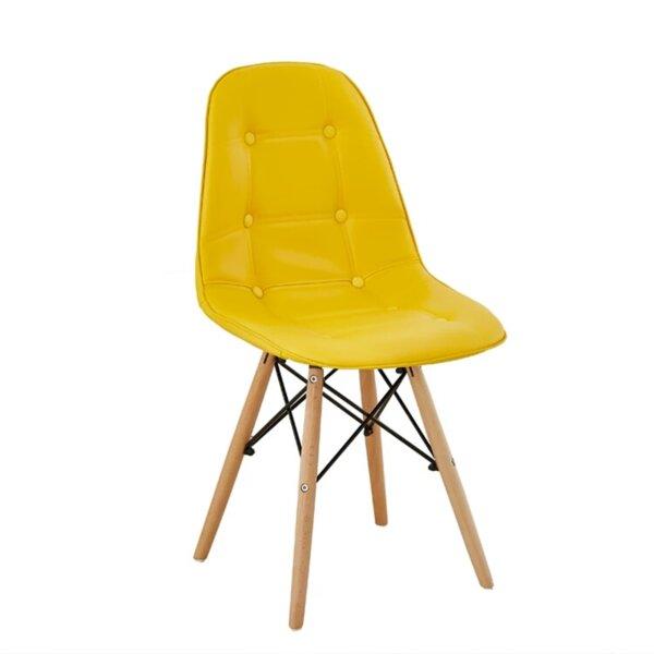 Трапезен стол Таня/жълт