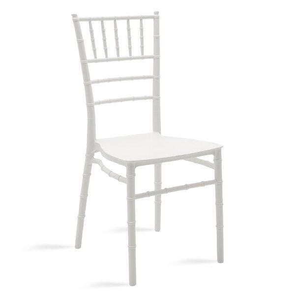 Кетъринг стол Tiffany  бял