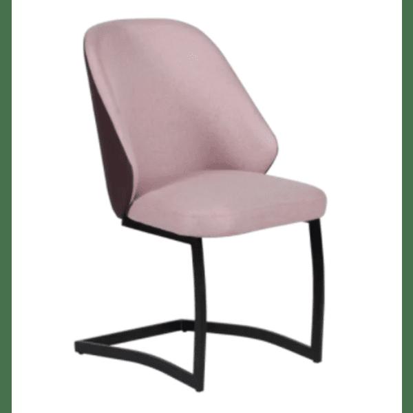Трапезен стол ARIZONA - пепел от рози UF 1