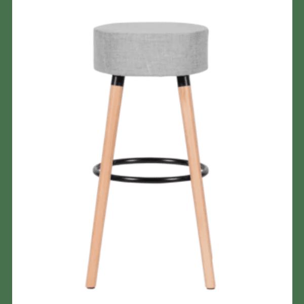 Бар стол Carmen 4025 - сив