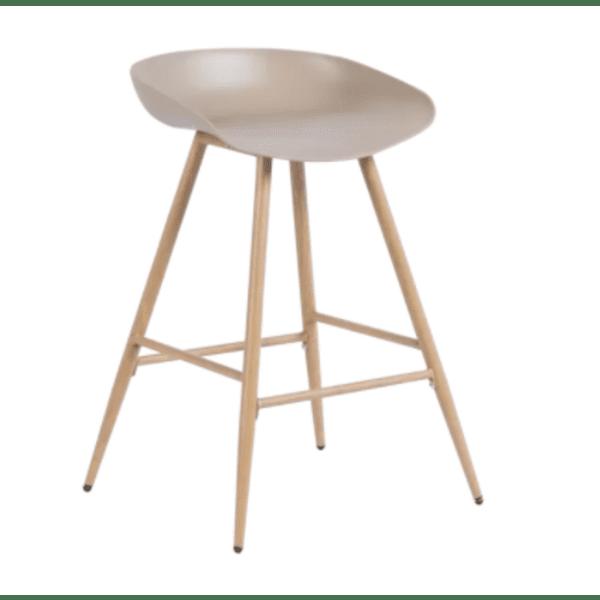 Бар стол Carmen 3086 - бежов