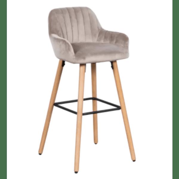 Бар стол Carmen 3082 - пясъчно