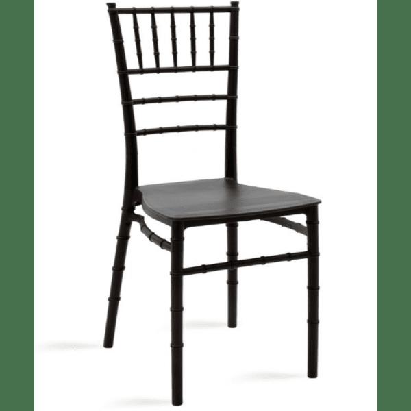 Кетъринг стол Tiffany -черен
