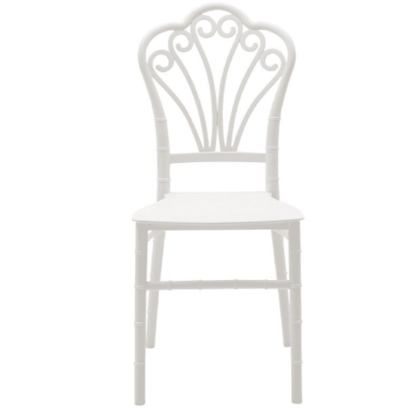 Стол Lady-бял