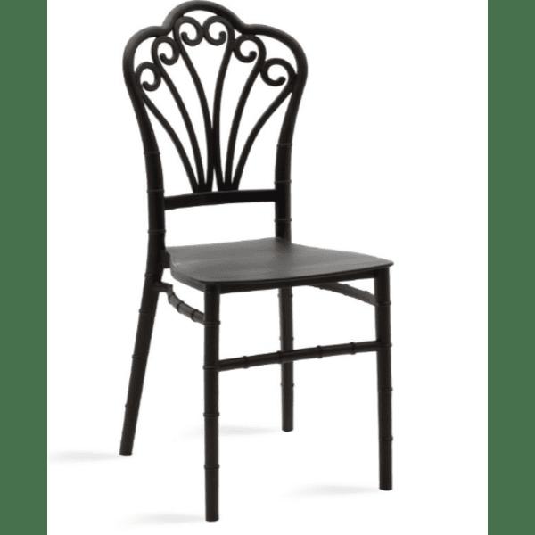 Стол Lady-черен