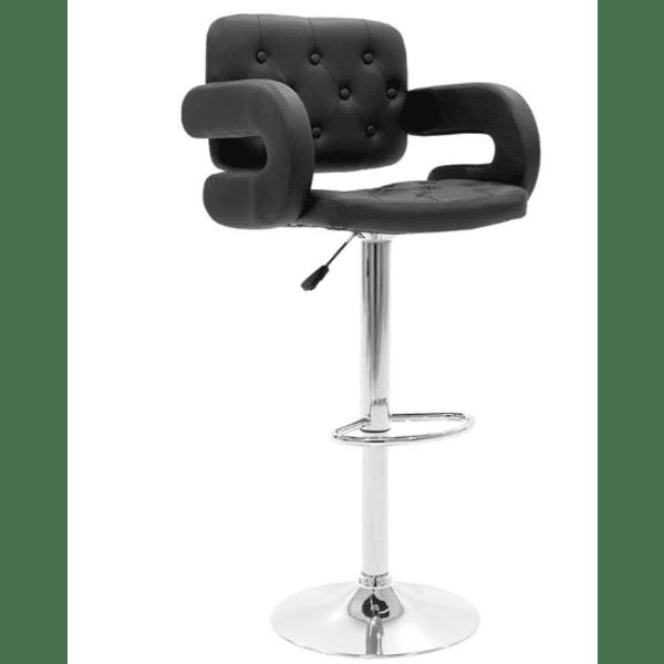 Бар стол Милано-черен