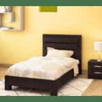 Единично легло OLYMPUS-венге