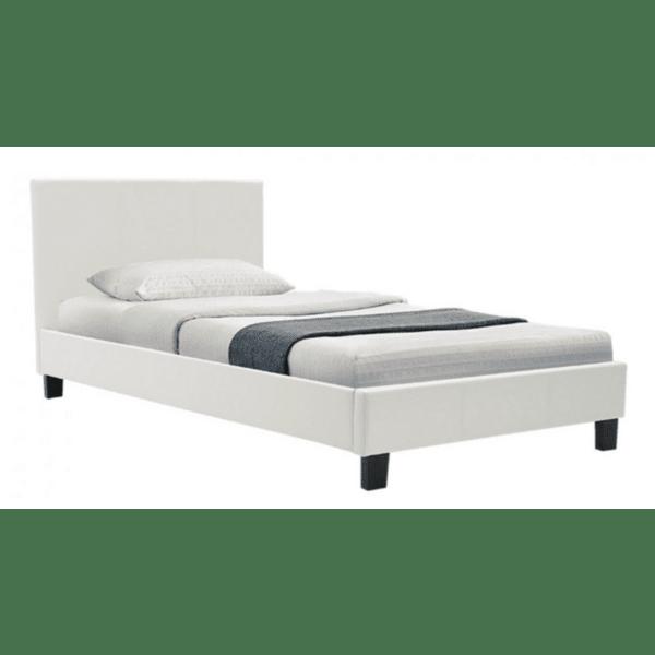 Легло Nevil -бял 100/200см