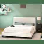 Двойно легло Nevil-бял цвят