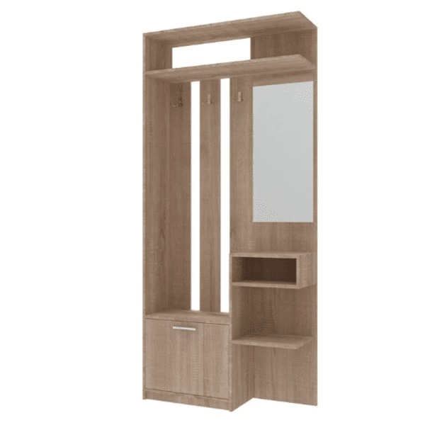 Шкаф за антре Klaus-цвят сонама