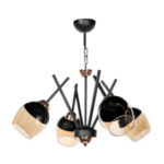 Таванна лампа  Φ60x55см