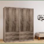 Четирикрилен гардероб Olympus
