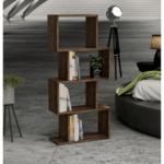 Библиотека  Hydra орех цвят 35,5x22x116,5cm