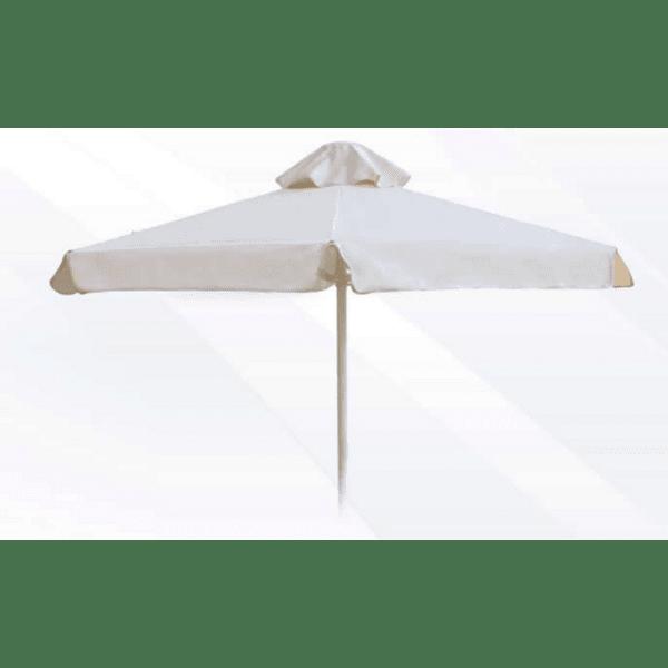 Професионален алуминиев чадър, 6 спици с полиестерен плат 2м