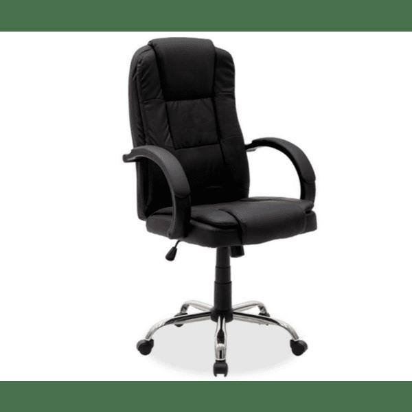 Офис стол Cara цвят черен
